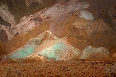 Free Death Valley S Artist Pallette Stock Photos - 16943153