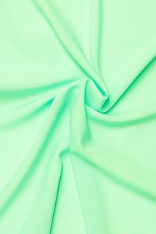 Free Green Satin Background Royalty Free Stock Images - 16943579
