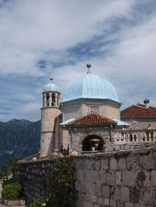 Free Our Lady Of The Rocks, Perast, Montenegro Royalty Free Stock Photos - 16943648