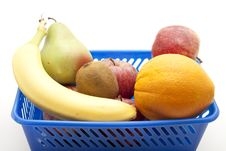 Free Fresh Fruit For The Health Stock Photography - 16944042