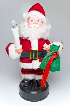Free Santa Figure Royalty Free Stock Image - 16944756