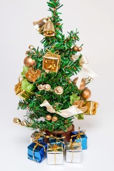 Free Christmas Tree Stock Photography - 16944802