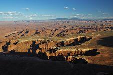 Free Canyonlands National Park, Moab, UTAH Stock Photo - 16946490