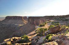 Free Canyonlands National Park, Moab, UTAH Royalty Free Stock Photography - 16946497