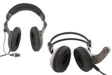 Free Headphones Stock Photography - 16946922