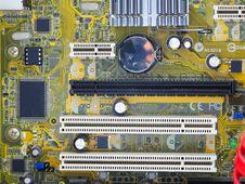 Free Circuit Board Stock Image - 16946951