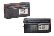 Free Old Radio Sets Stock Photos - 16946993