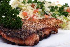 Free Fried Fish Royalty Free Stock Image - 16947056