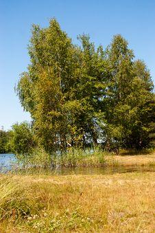 Free The Lake Stock Image - 16948901