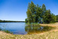 Free The Lake Royalty Free Stock Photos - 16948908
