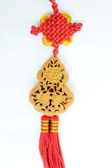 Free Chinese Auspicious Knot Stock Photo - 16949020