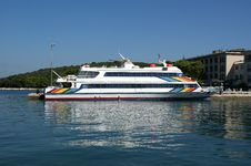Free Sea Passenger Cruise Ship Stock Photography - 16949222