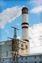Free Power Plant Royalty Free Stock Photo - 16954065