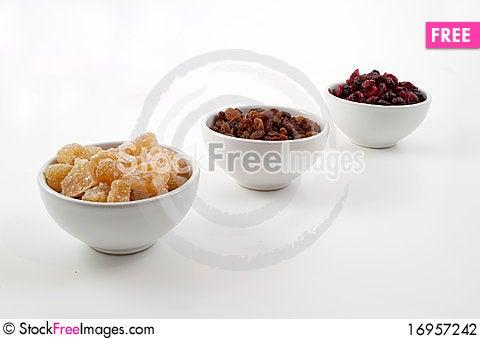 Free Fruit Cake Ingredients Stock Photography - 16957242