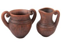 Free Clay Jug Stock Image - 16950071
