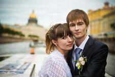 Free Newly-Weds Stock Photography - 16950142