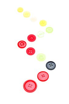 Free Colorful Buttons Stock Image - 16950401