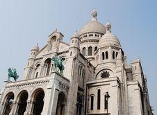 Free Sacre Coeur Royalty Free Stock Photos - 16951188