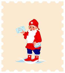 Free Santa Claus Royalty Free Stock Photo - 16951355