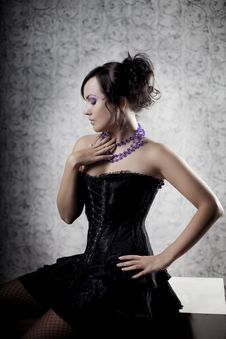 Free Luxury  Woman Royalty Free Stock Photography - 16952127
