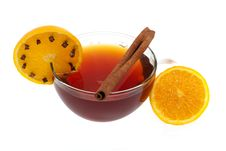 Free Mulled Wine Royalty Free Stock Image - 16952316