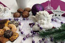 Free Christmas Sweets Stock Image - 16952711