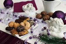 Free Christmas Sweets Royalty Free Stock Photography - 16952767