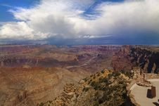 Free Desert View, Grand Canyon Stock Images - 16952894