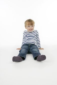 Free A Little Boy Stock Photo - 16953240