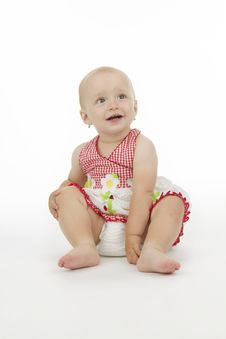 Free Smiling Child Royalty Free Stock Photography - 16953437