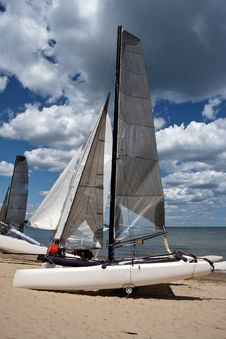 Free Sail Boat Stock Photos - 16953623