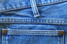 Free Jeans Royalty Free Stock Photo - 16953935