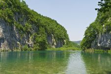 Free Plitvice Lakes National Park Stock Image - 16955541