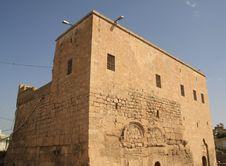 Mor Yakup Monastery, Mardin. Stock Images