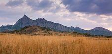 Free Mountain Panorama Stock Photos - 16956303