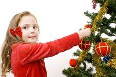 Free Little Girl Stock Photos - 16956673
