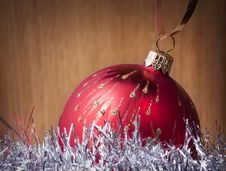 Free Christmas Bauble Stock Photos - 16959163