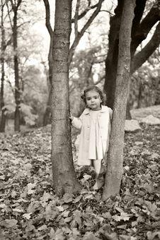 Free Little Girl Royalty Free Stock Photos - 16959458