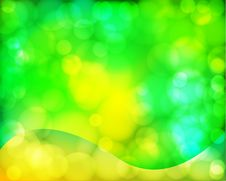 Free Green Twinkle Stock Photography - 16959562