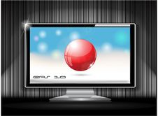 Free 3d Tv Royalty Free Stock Photography - 16959687
