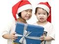 Free Christmas Sisters Stock Photo - 16962870