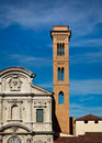 Free Church Facade And Bell-tower Royalty Free Stock Images - 16962989