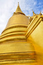 Free Golden Pagoda Royalty Free Stock Image - 16966466