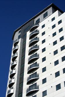 Free Masshouse Apartments In Birmingham Stock Image - 16960381