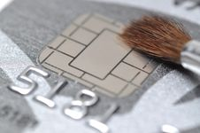 Free Business Chip Card Stock Photography - 16960382