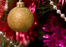 Free Christmas Tree Stock Image - 16960391