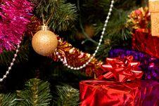 Free Christmas Tree Stock Photos - 16960403