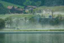 Free Country Side View In Switzerland Stock Images - 16960614
