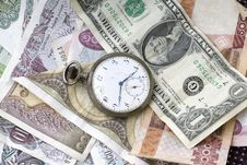 Free Time Is Money Stock Image - 16960731