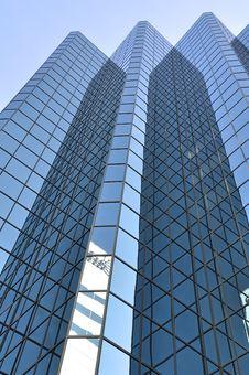 Free City Skyscraper Royalty Free Stock Image - 16961996